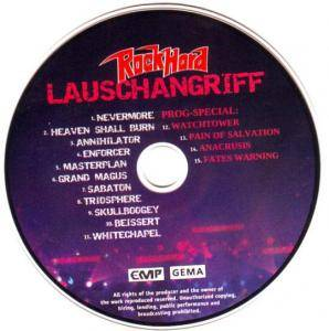 Rock Hard - Lauschangriff Vol. 004 (CD) - Bild 3