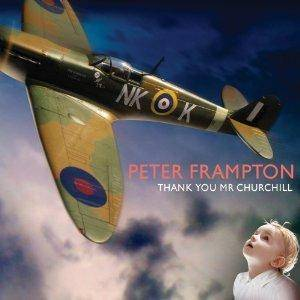 Peter Frampton: Thank You Mr. Churchill - Cover