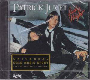 Cover - Patrick Juvet: Lady Night