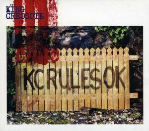 Cover - King Creosote: KC Rules OK