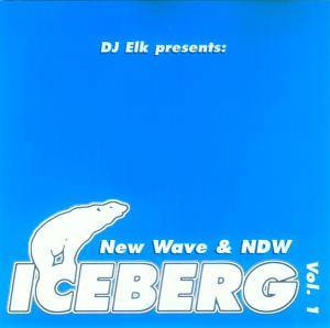 Iceberg Vol. 1 - Cover