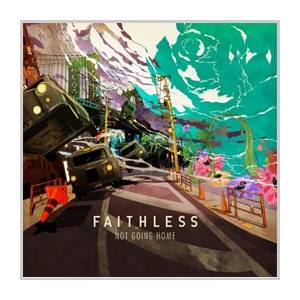 Faithless: Not Going Home - Cover