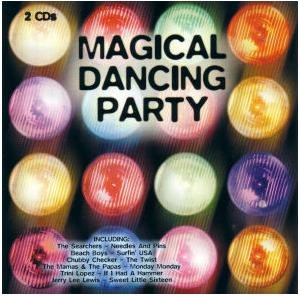 Magical Dancing Party - Cover
