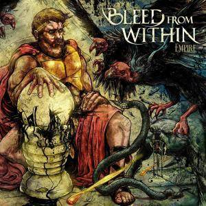 Cover - Bleed From Within: Empire