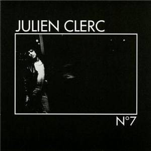 Cover - Julien Clerc: N° 7