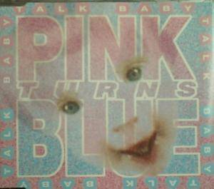 Pink Turns Blue: Talk Baby - Cover