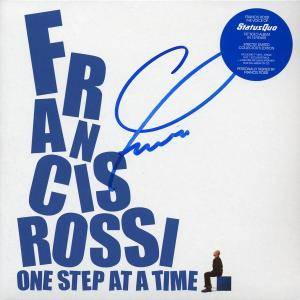 Francis Rossi: One Step At A Time - Cover
