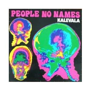 Kalevala: People No Names - Cover