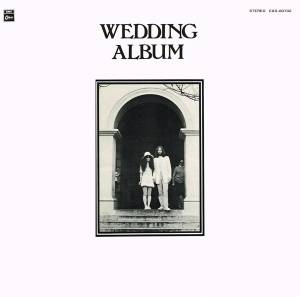 John Lennon & Yoko Ono: Wedding Album - Cover