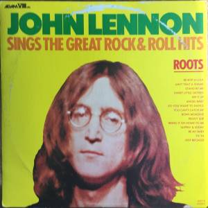 John Lennon: Sings The Great Rock & Roll Hits - Cover