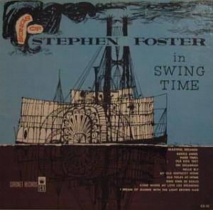 Cover - Stephen Foster: Songs Of Steven Foster