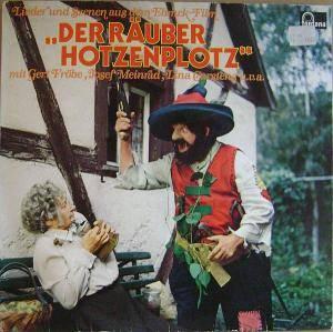 Der Räuber Hotzenplotz Lp 1974