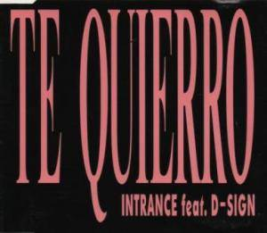 Intrance Feat. D-Sign: Te Quierro - Cover