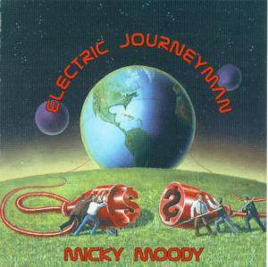 Cover - Micky Moody: Electric Journeyman