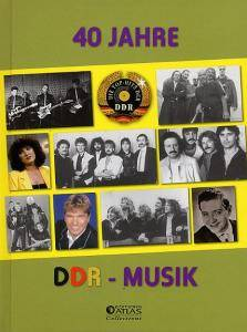 Cover - Silly: 40 Jahre DDR-Musik