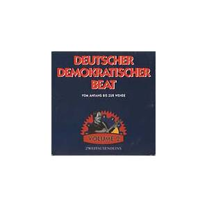Cover - Gaukler Rock Band: Deutscher Demokratischer Beat Volume 2
