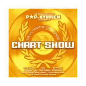 Ultimative Chartshow - Pop-Hymnen, Die - Cover