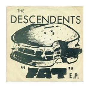 Cover - Descendents: Fat E.P.