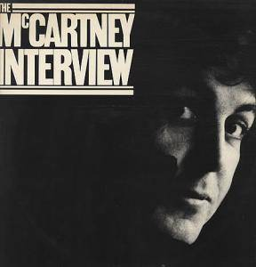 Paul McCartney: McCartney Interview, The - Cover