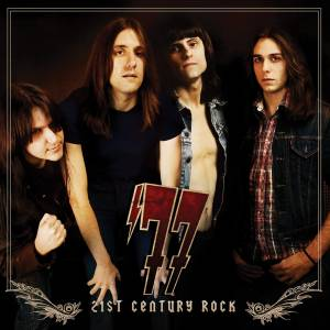 Cover - '77: 21st Century Rock