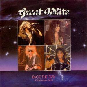 "Great White: Face The Day (Promo-7"") - Bild 1"