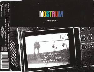 Cover - Nostrum: End, The
