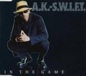 Cover - A.K.-S.W.I.F.T.: In The Game