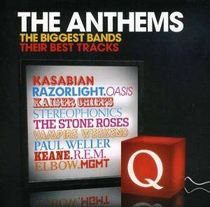 Q - The Anthems (The Biggest Bands/Their Best Tracks) - Cover