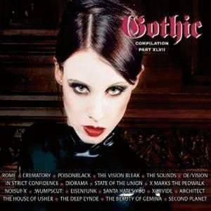 Gothic Compilation Part XLVII - Cover