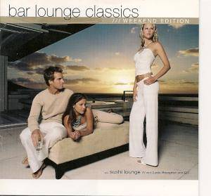 Cover - International Pony: Bar Lounge Classics Weekend Edition