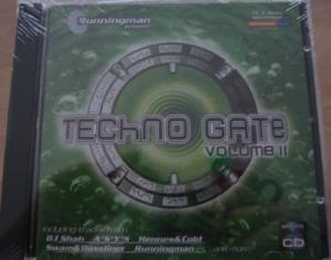 Cover - Various Artists/Sampler: Techno Gate Vol. II