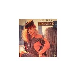 The Real Roxanne: Real Roxanne, The - Cover