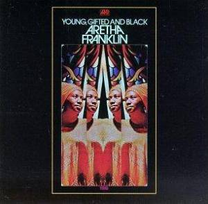 Aretha Franklin: Young, Gifted And Black - Cover