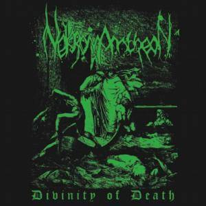 Nekromantheon: Divinity Of Death - Cover