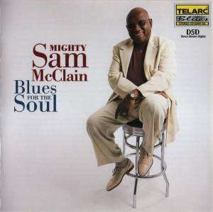 Cover - Mighty Sam McClain: Blues For The Soul