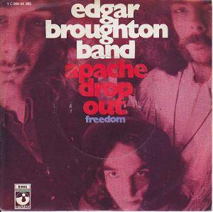 Cover - Edgar Broughton Band: Apache Drop Out