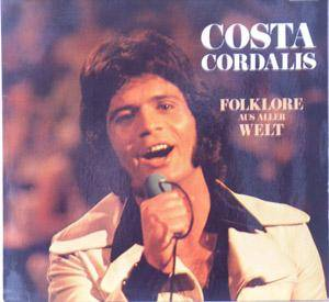 Cover - Costa Cordalis: Folklore Aus Aller Welt