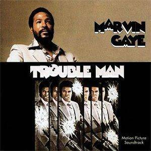 Marvin Gaye: Trouble Man - Cover