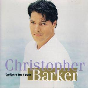 Cover - Christopher Barker: Gefühle Im Feuer