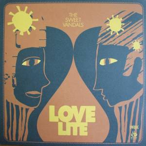 Cover - Sweet Vandals, The: Love Lite