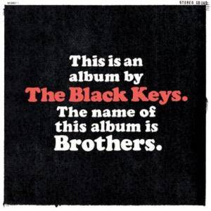 Cover - Black Keys, The: Brothers