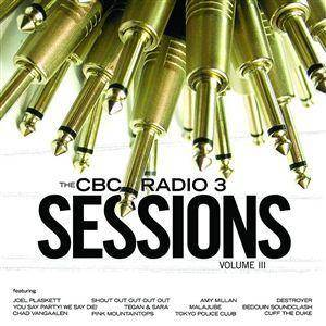 Cover - Amy Millan: CBC Radio 3 Sessions Volume III, The