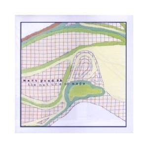Cover - Matt Pond PA: Nature Of Maps, The