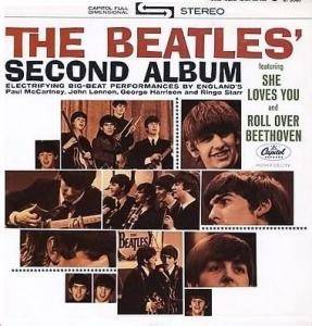 The Beatles: Beatles' Second Album, The - Cover