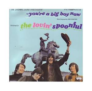 Cover - Lovin' Spoonful, The: You're A Big Boy Now