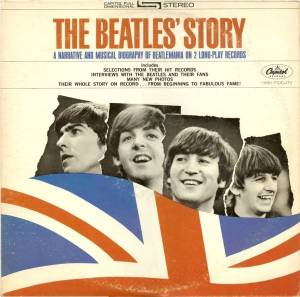 The Beatles: Beatles' Story, The - Cover
