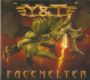 Y&T: Facemelter - Cover
