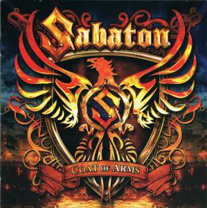 Cover - Sabaton: Coat Of Arms