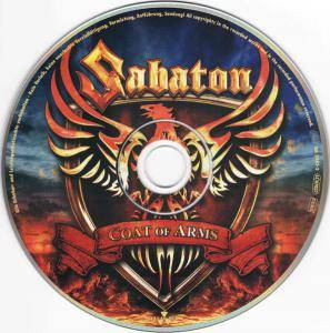 Sabaton: Coat Of Arms (CD) - Bild 3