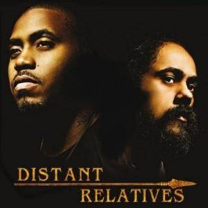 Nas & Damian Marley: Distant Relatives - Cover